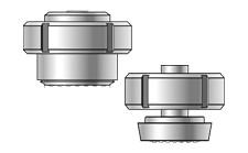 Sanitary diaphragm seals