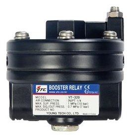 Volume Booster YT320 Series
