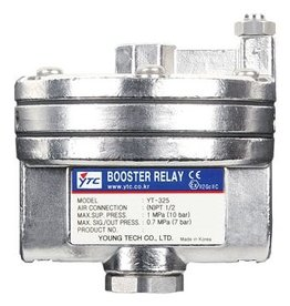 Volume Booster YT325 Series