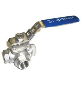 BV-3T 3-way ball valve