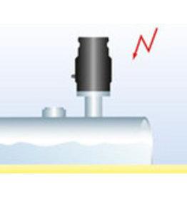 Camlock Vapour Adapter
