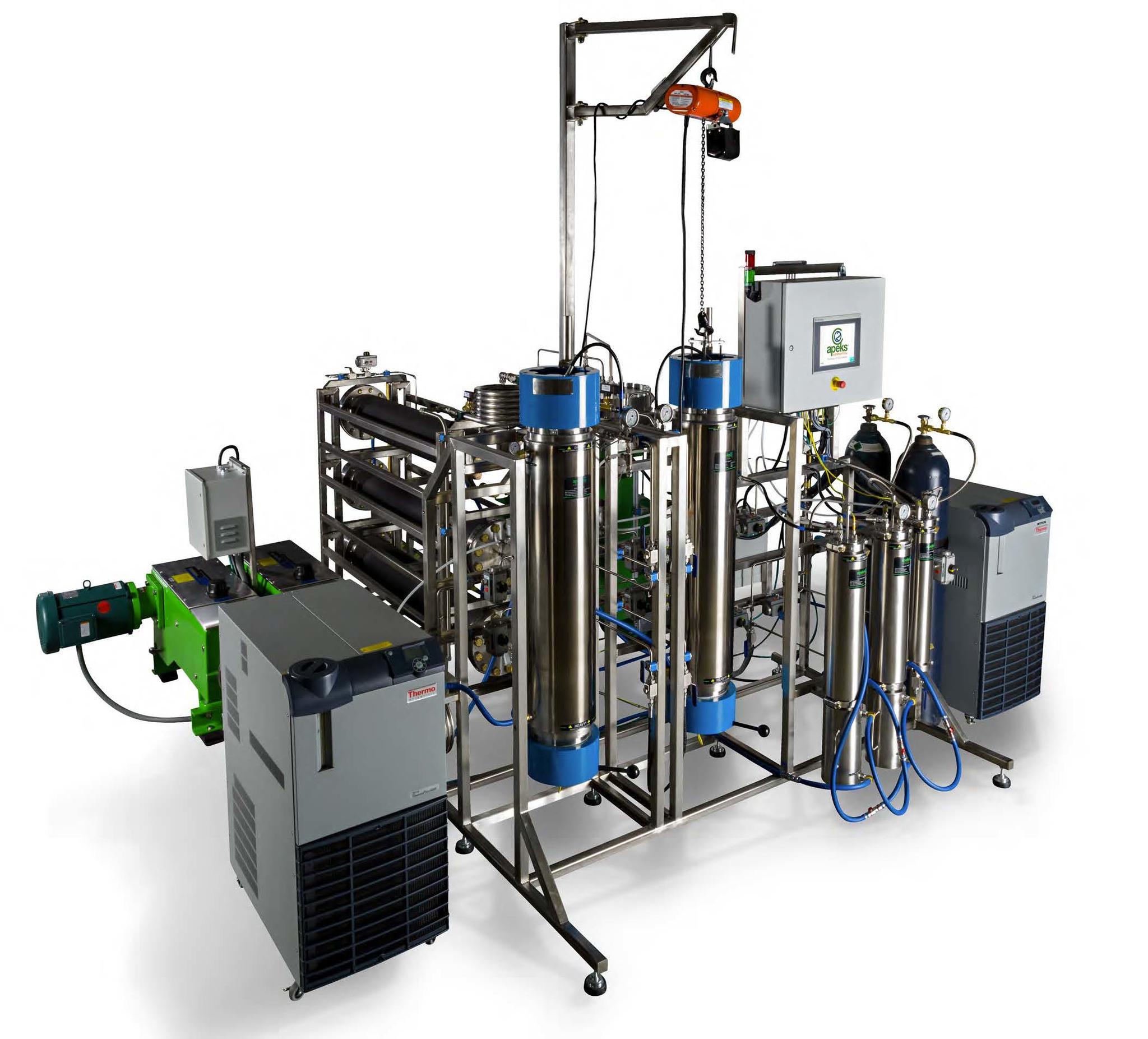 Apeks CO2 Extractor 5000PSI