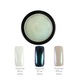 Crystal Nails CN ChromeMirror Pigment Shiny Pearl 2