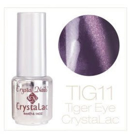 Crystal Nails CN Tiger Eye Crystalac 4 ml.  #11