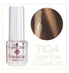 Crystal Nails CN Tiger Eye Crystalac 4 ml.  #04
