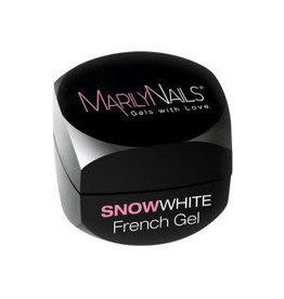 MarilyNails MN SnowWhite French Gel 13 ml.