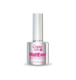 Crystal Nails CN Mattever matte topgel