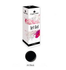 Crystal Nails CN Art Gel 5 ml  Black