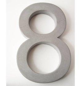 Betonfabriek  Cijfer 8