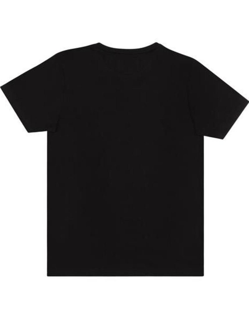Herren T Shirt Velcro with Patches
