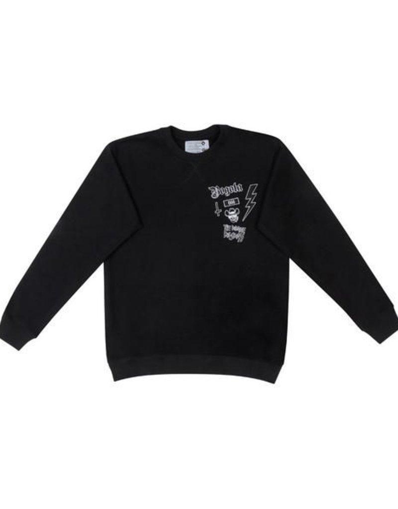 Herren Sweatshirt Patch