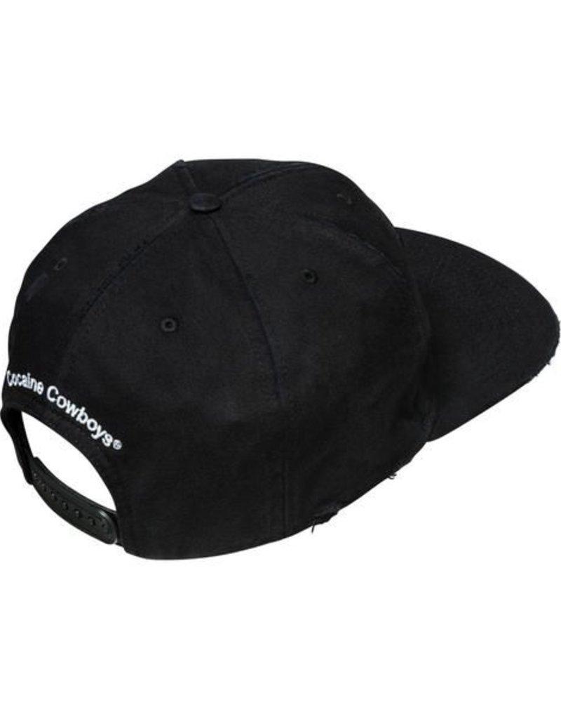 Cap HipHop Patch