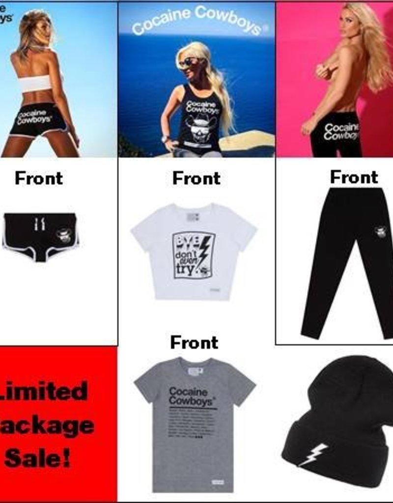 """Paket """"Girls only"""""""