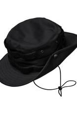 Army Boonie Hat Velcro - black