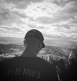 Men T-Shirt Kids of Bogota – black