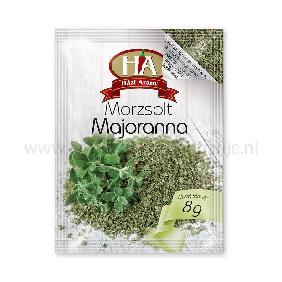 Majoranna Majoraan verkruimeld