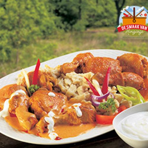 Kipgoulash - Csirkepörkölt