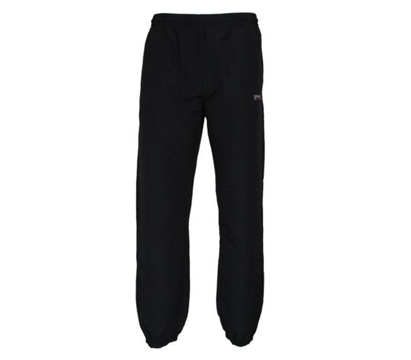 Donnay Trainingsbroek met boord - Zwart
