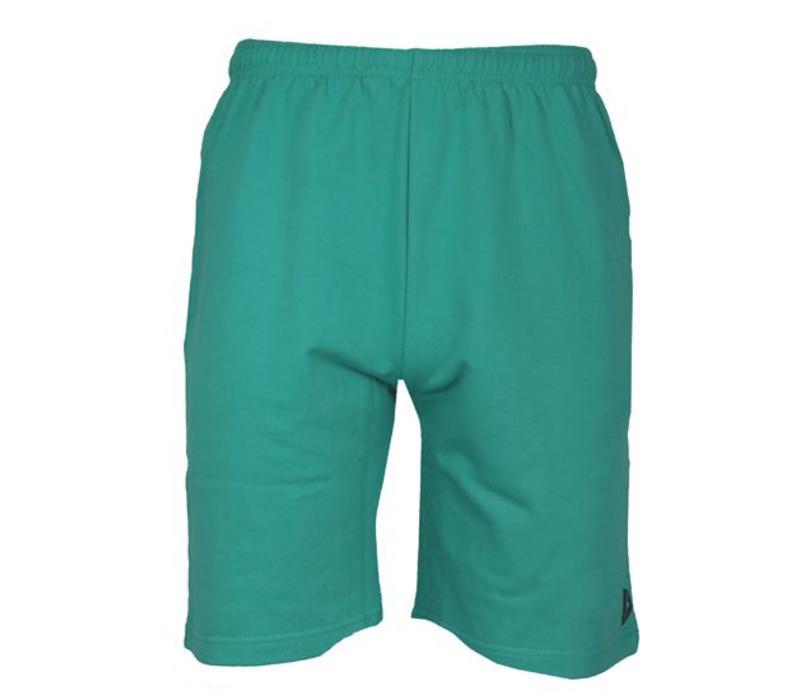 Donnay Korte joggingbroek - Zee groen