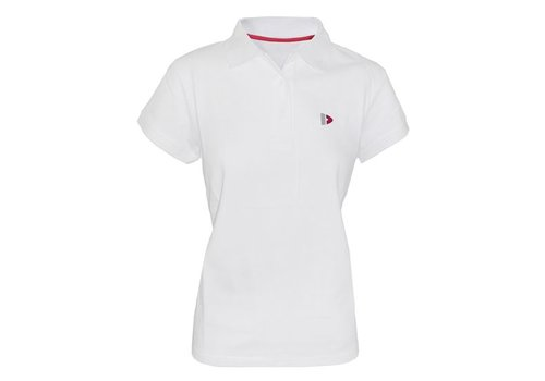 Donnay Polo shirt Lds - Wit