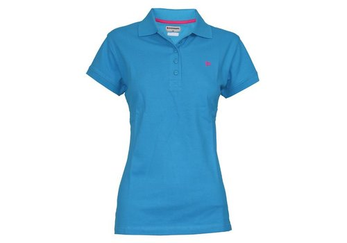 Donnay Donnay Polo shirt Dames - Midden blauw