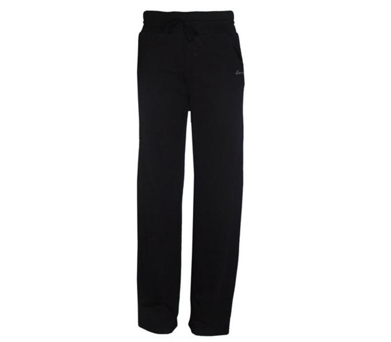 Donnay Joggingbroek met rechte pijp - Meisjes - Zwart