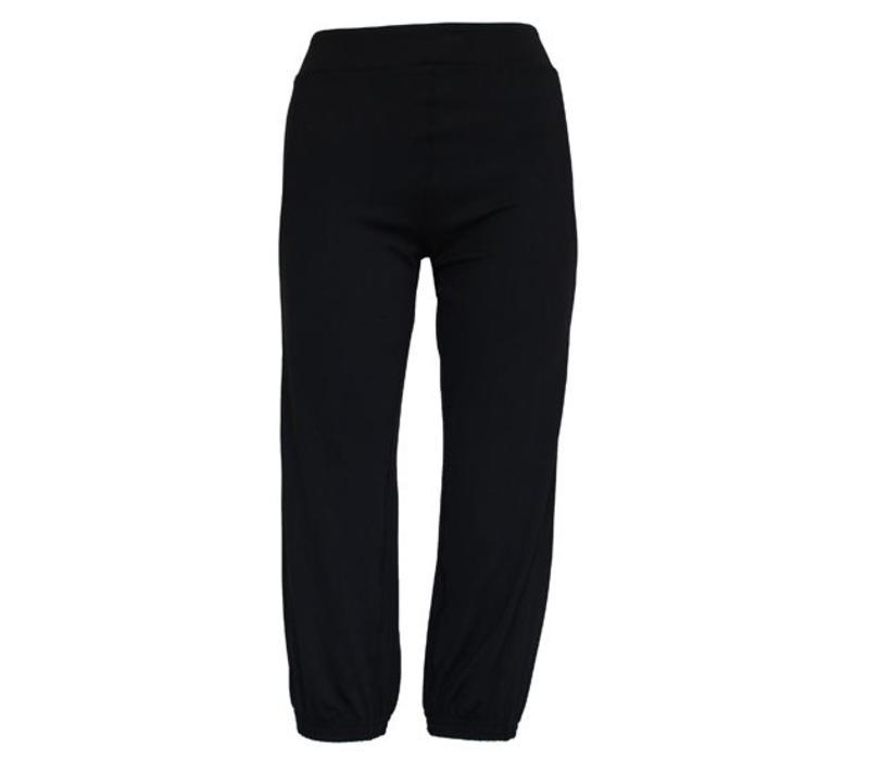 Donnay Fitness/Yoga ¾ broek - Zwart