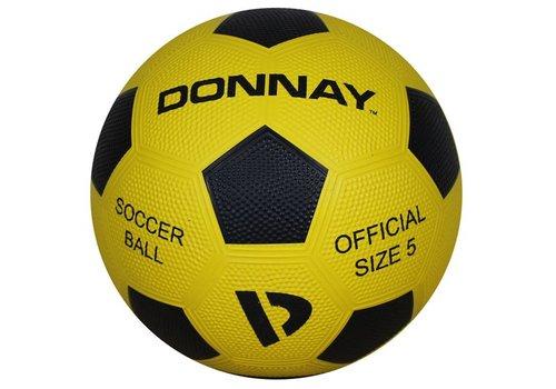 Donnay Donnay Straat voetbal No.5 - Geel/zwart