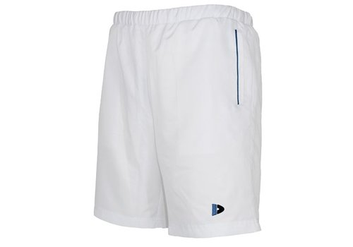 Donnay Korte sportbroek kids (cool dry) - Wit