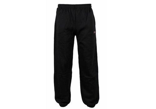 Donnay Joggingbroek dunne kwaliteit met boord - Zwart