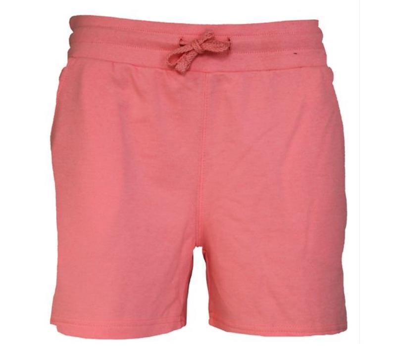 Donnay Kort joggingshort - Zalm roze