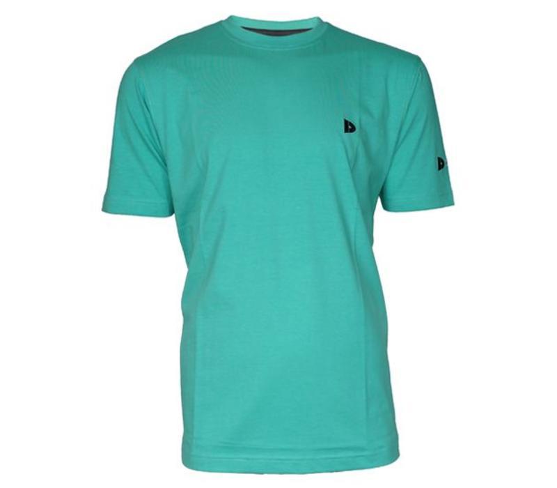 Donnay T-Shirt - Zeegroen