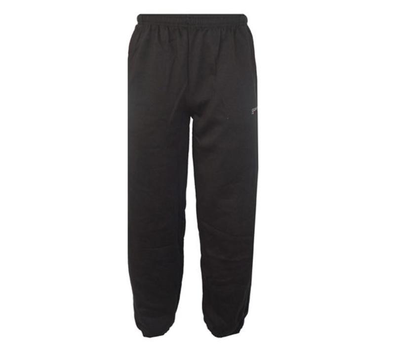 Donnay Joggingbroek met boord - Junior - Donker grijs