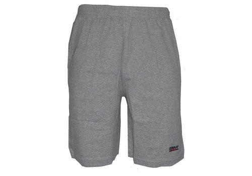 Donnay Donnay Korte joggingbroek - Midden grijs gemêleerd