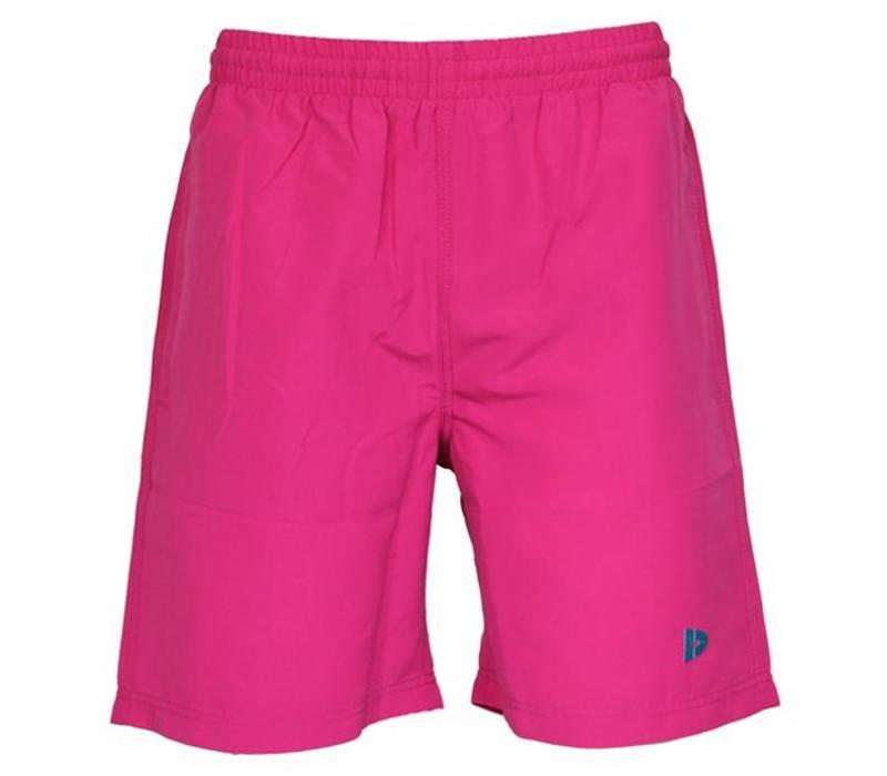 Donnay Sport/zwemshort kids - Donker roze