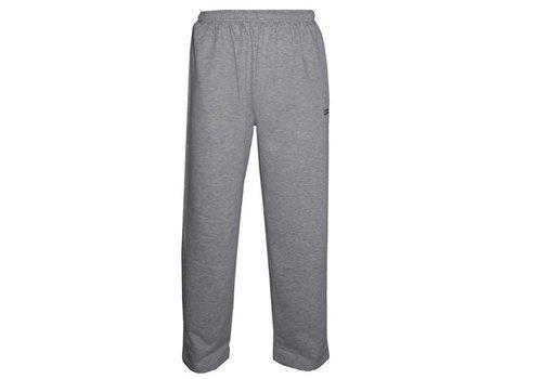 Donnay Donnay Joggingbroek met rechte pijp - Midden grijs gemêleerd