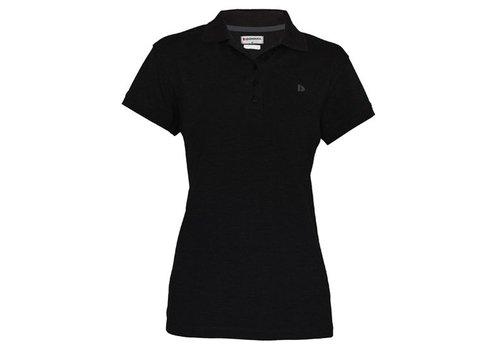 Donnay Polo shirt Lds - Zwart