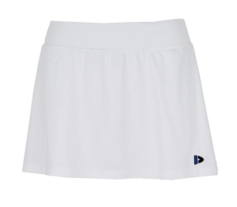 Donnay Sport rok Dames (Cool dry) - Wit