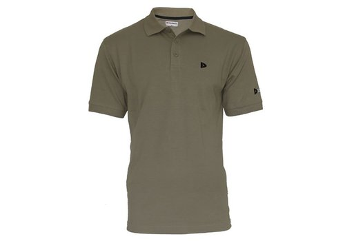 Donnay Polo pique shirt - Taupe