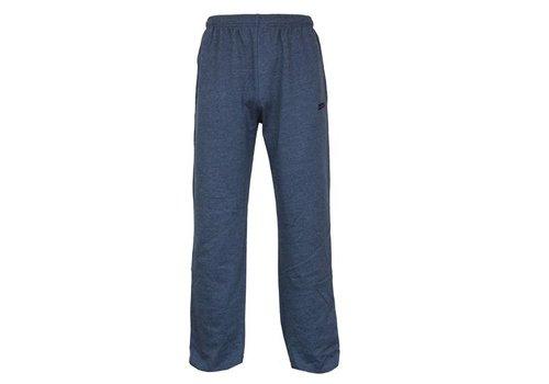 Donnay Joggingbroek met rechte pijp - Spijkerbroek blauw gemêleerd