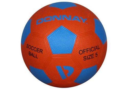 Donnay Donnay Straat voetbal No.5 - Oranje/blauw