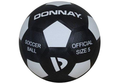 Donnay Donnay Straat voetbal No.5 - Zwart/wit