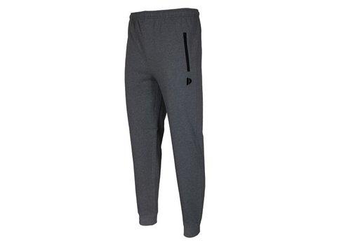 Donnay Donnay Joggingbroek (zakken met rits) - Donker grijs gemêleerd
