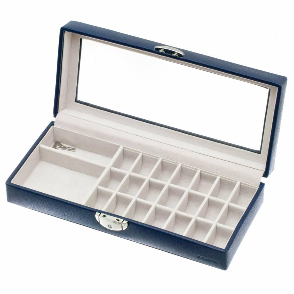 Bijoux Box Dunkelblau