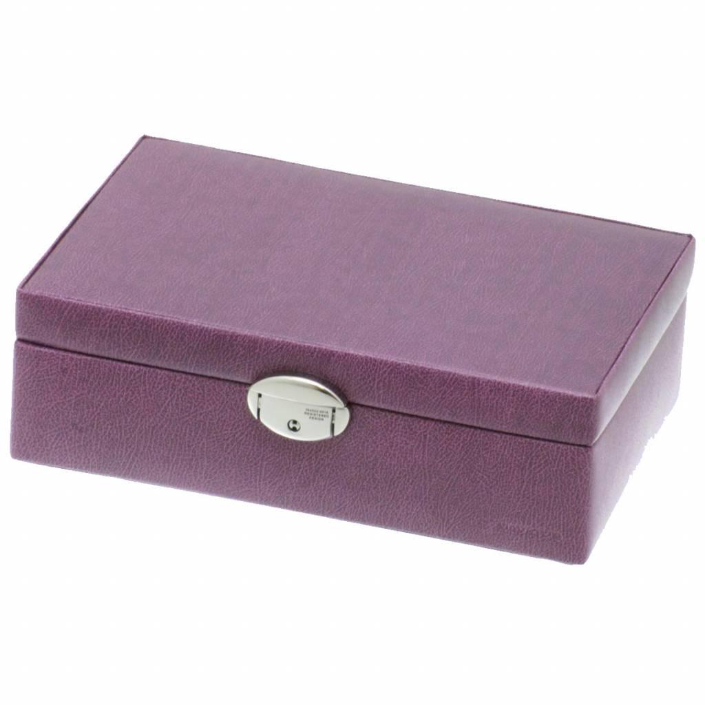 Schmuckkästchen Malta Violett