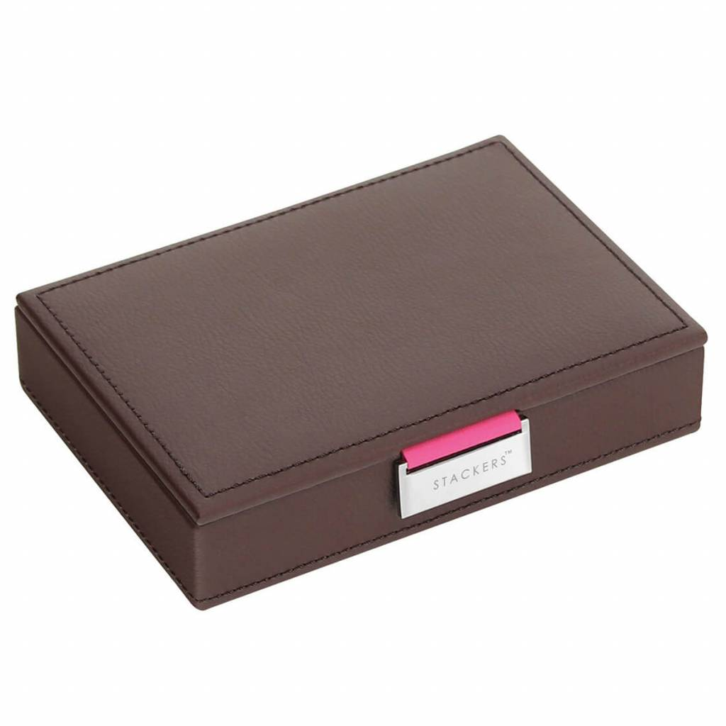 Sieradendoos Chocolate Brown Mini top