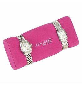 Stackers Sieraden-/horlogedoos Black horloge/armbandhouder