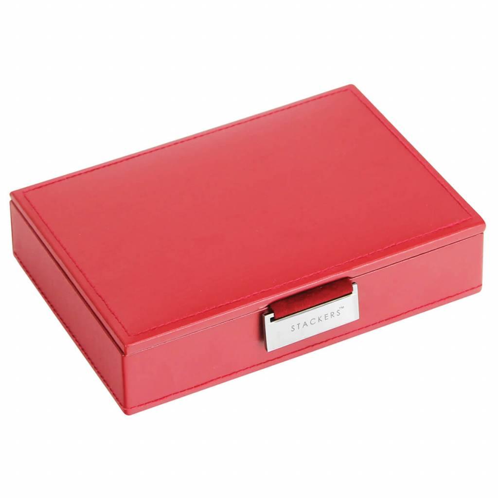 Sieradendoos Red Mini top