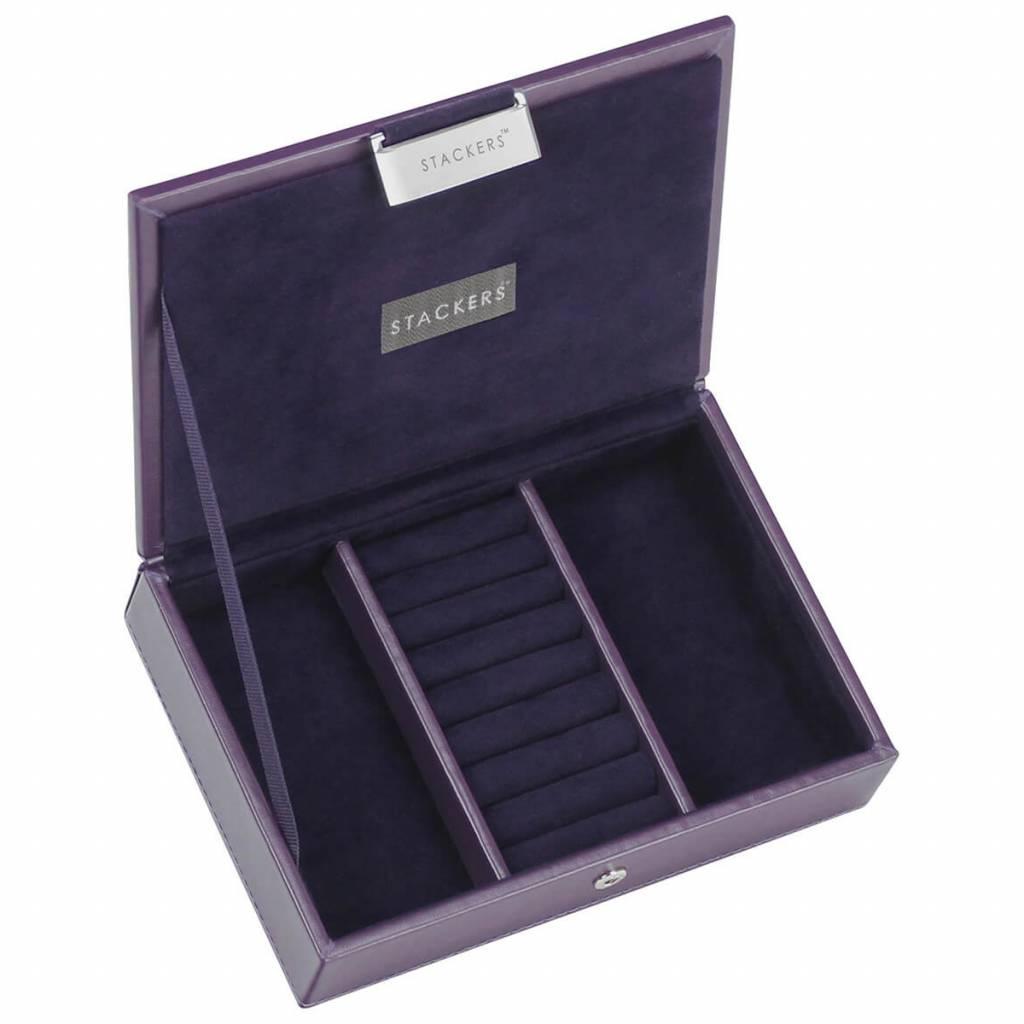Sieradendoos Purple Mini top