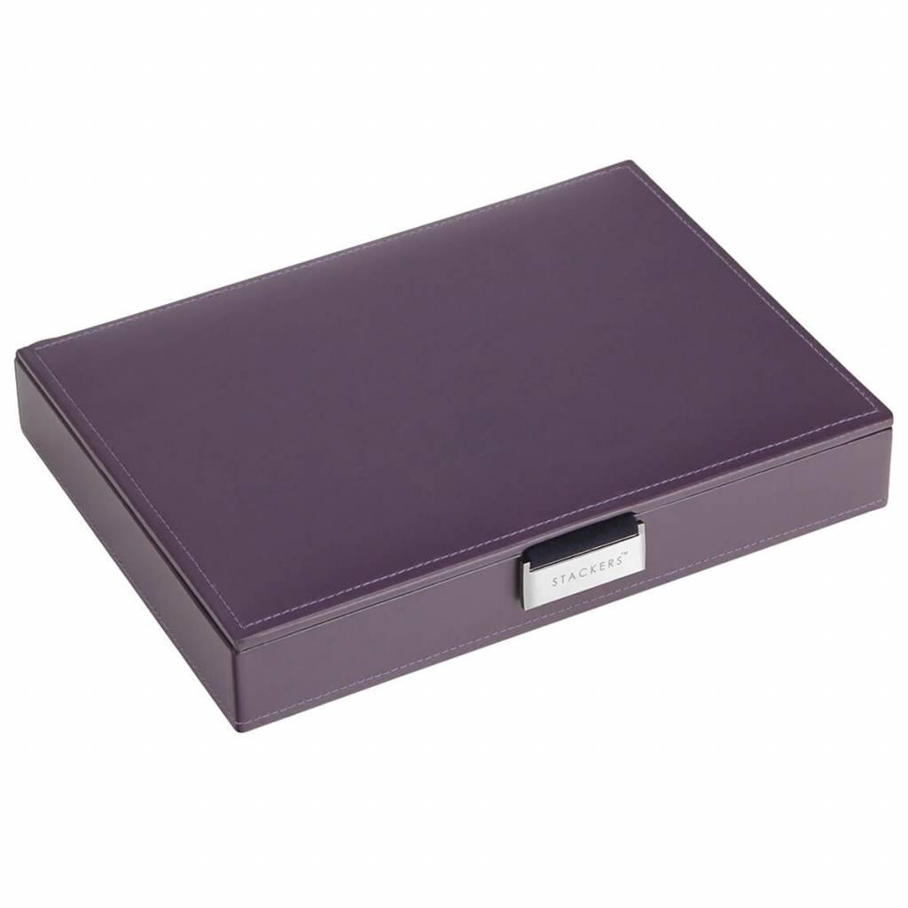 Sieradendoos Purple Classic top
